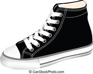 Zapatos de gimnasio