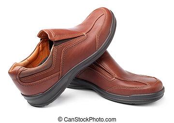 Zapatos marrones