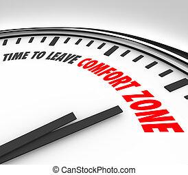 zona, reloj, horizontes, comodidad, su, licencia, tiempo, crecer, aumentar